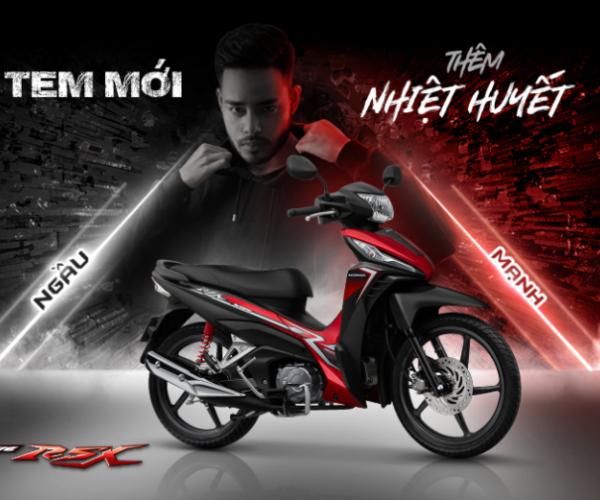 Honda Việt Nam giới thiệu Honda Wave 110 RSX FI phiên bản mới – Tem mới thêm nhiệt huyết